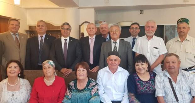 "Tatar-Bashkir Cultural Center ""Tugan Tel"" of Kyrgyzstan celebrates the 30the  anniversary"