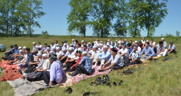 In districts of the Penza region began to celebrate the Tatar national holiday