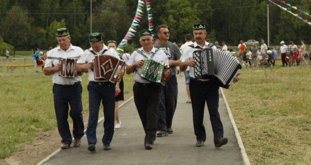 Как в Марий Эл отпраздновали татарский «Праздник плуга»