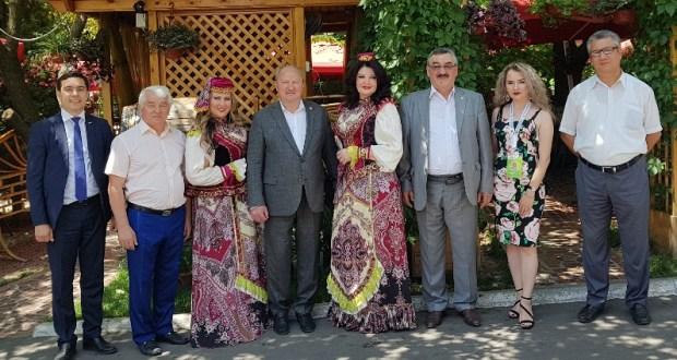 В Ташкенте состоялся татарский народный праздник Сабантуй-2019