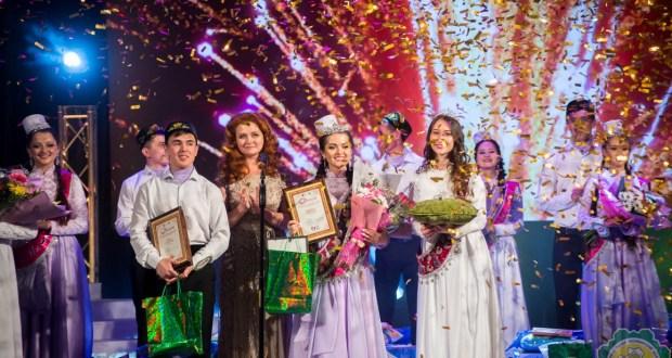 На Южном Урале выбрали самую красивую татарочку и самого удалого джигита!
