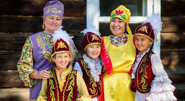 Байкальский Сабантуй отпраздновали в Бурятии