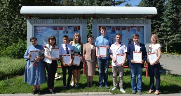 Молодежный клуб «Яшь йөрәкләр» Барнаула занесен на Доску почета
