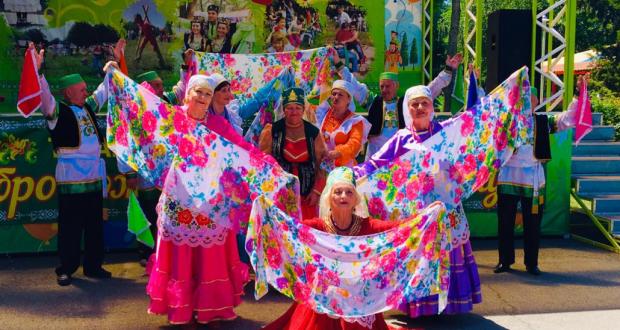 Жителей Краснодара и гостей ознакомили с обычаями и культурой татарского народа