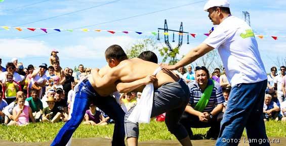 Жителей и гостей Камчатки приглашают на Сабантуй
