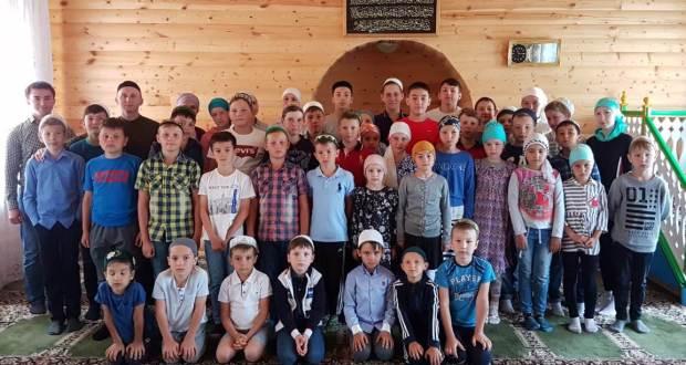 Түбән Новгород өлкәсендә балалар дин сабаклары ала