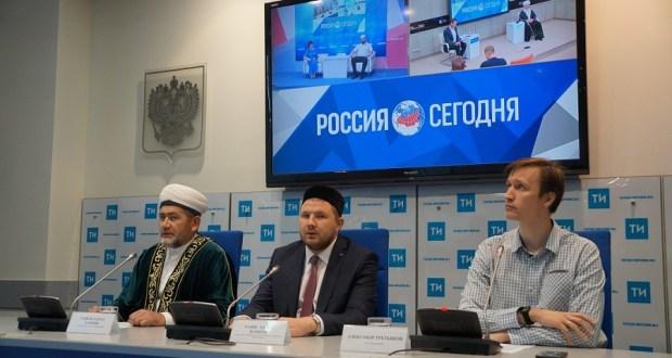 Видеомост Москва – Казань – Симферополь: первые паломники из Татарстана отправятся в хадж 24 июля