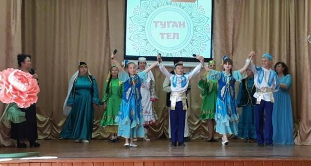 Ульяновск өлкәсенең Отрада авылында — Татар теле һәм мәдәнияте көне