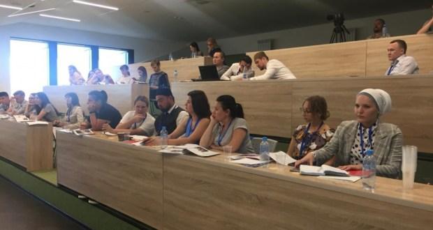 Первый семинар участников Форума для руководителей татарских молодежных организаций
