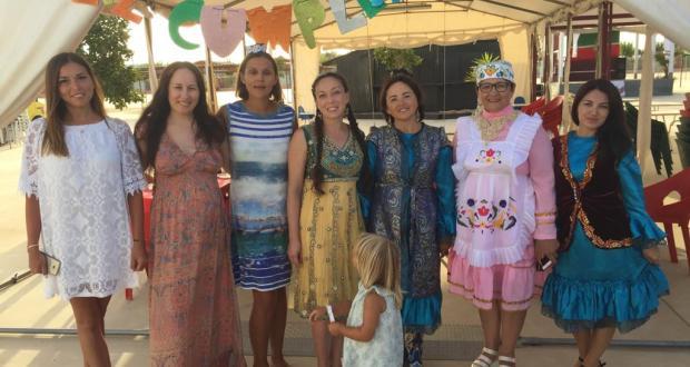 Tatar Festival in the Mediterranean