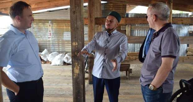 Наиль хазрат Гизятуллов — начинающий фермер