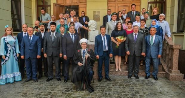 Рустам Минниханов встретился с активом татарской общины Ростовской области