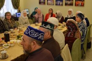 В тюменском центре татарской культуры прошла встреча хаджиев