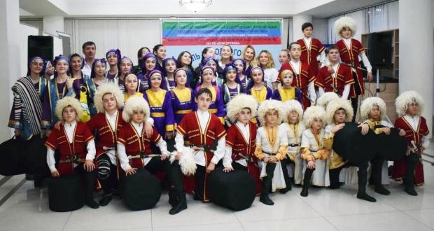 В Махачкале прошел Фестиваль народного творчества «Дружба народов»