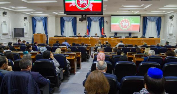 Бөтендөнья татар конгрессының Татарстандагы җирле оешма җитәкчеләре киңәшмәсе узды