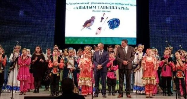 В Саранске прошел фестиваль «Авылым тавышлары»