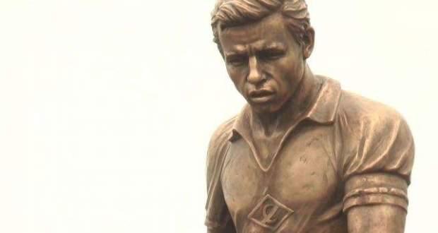 The new monument in Nurlat impressed Alina Kabaeva's father