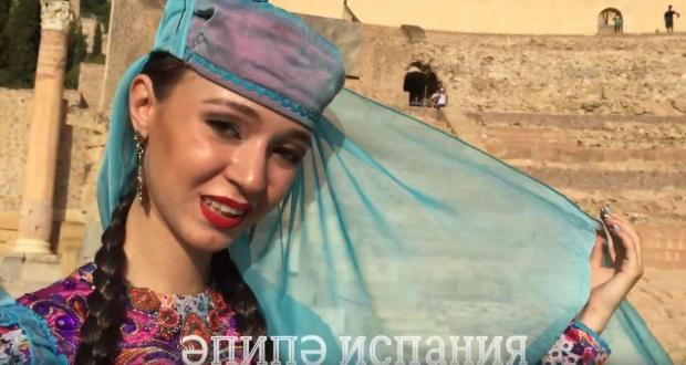 Европейские татары подхватили танцевальный этномарафон «APIPA»