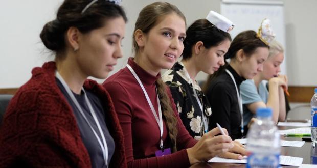 Татар кызлары финалга әзерләнә