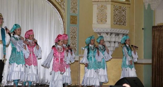 Татары Москвы открыли творческий сезон