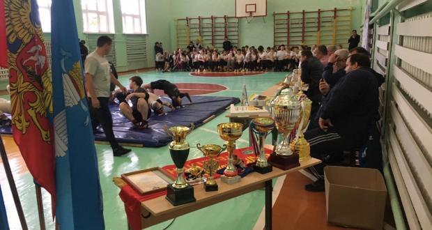 Ульяновск өлкәсендә бил алышалар