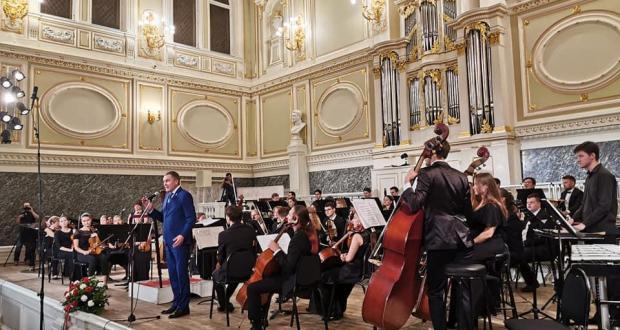 В Санкт-Петербурге прозвучали «Жемчужины татарской музыки»