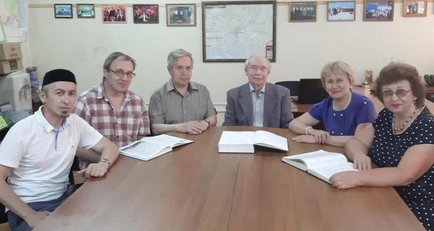 Группа саратовских ученых-краеведов приступила к работе над справочником «Татары Саратовского Поволжья»