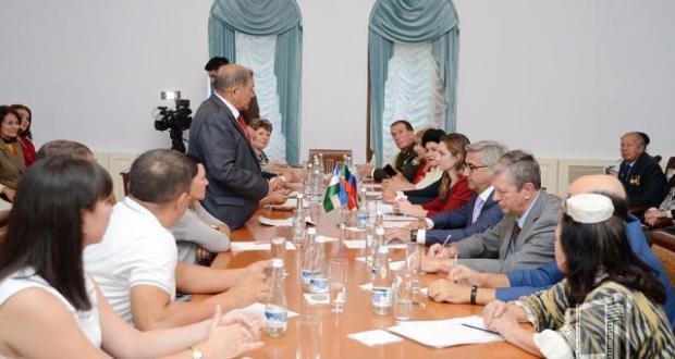 В Узбекистане открылись Дни культуры Республики Татарстан