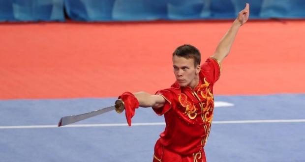 Татарстан егете ушу буенча дөнья чемпионатында беренче өчлеккә кергән