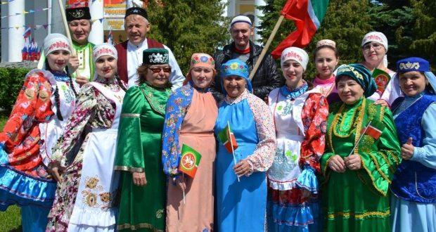Фестиваль этнической экспедиции »Энҗе бөртекләре эзләп» в Йошкар-Оле