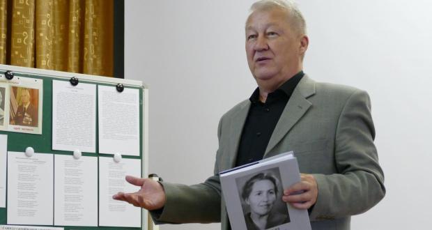 В Казанской гимназии состоялся вечер, посвященный ко дню рождения Сажиды Сулеймановой