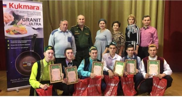Кукмара районында «Татар егете — 2019» бәйгесенең беренче туры узды