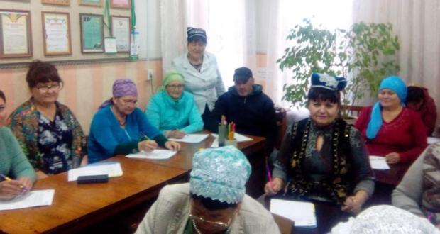 В Кировской области во второй раз присоединились к акции «Татарча диктант»