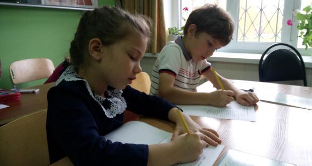 Сургутта татар Якшәмбе мәктәбе яңа уку елын башлады