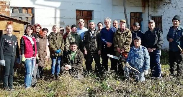 В память о знаменитом сибирском роде