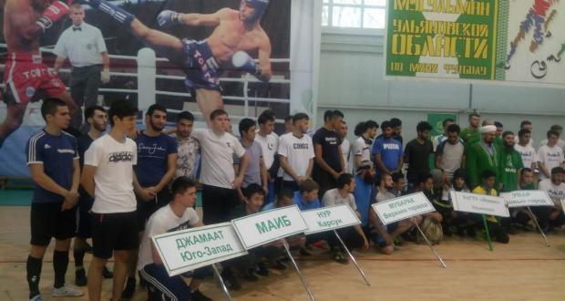 Ульяновск өлкәсе мөселманнары кубогына турнир узды