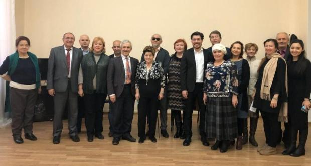 Moscow hosted the next meeting of the Council of RTNKA MO