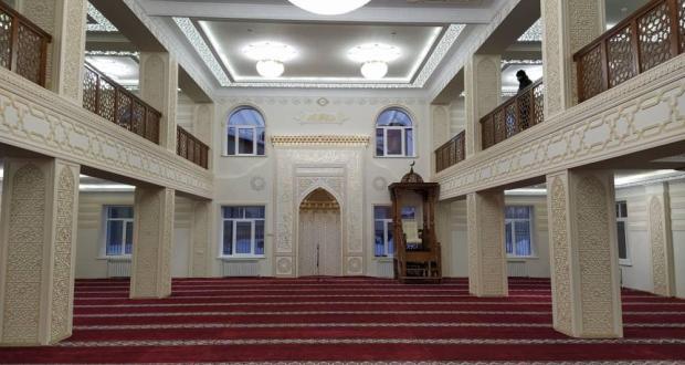 В ХМАО-Югра состоялась торжественная церемония открытия обновленной Соборной мечети
