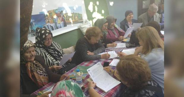Төркия татарлары татар теленнән белемнәрен камилләштерә