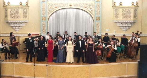 В Татарском культурном центре г. Москвы прошла большая концертная программа «Казан утлары»