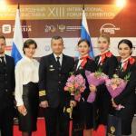 Героический экипаж «Уральских авиалиний» награждён государственными наградами