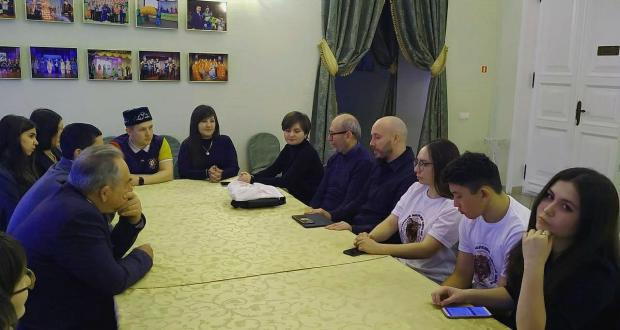 Форум татарской молодежи Тюменской области: обмен опытом и мотивация на дальнейшую работу