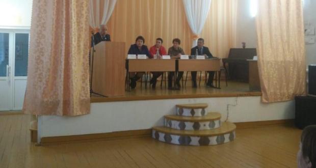 В Старокулаткинском районе Ульяновской области подняли вопросы изучения татарского языка в школах