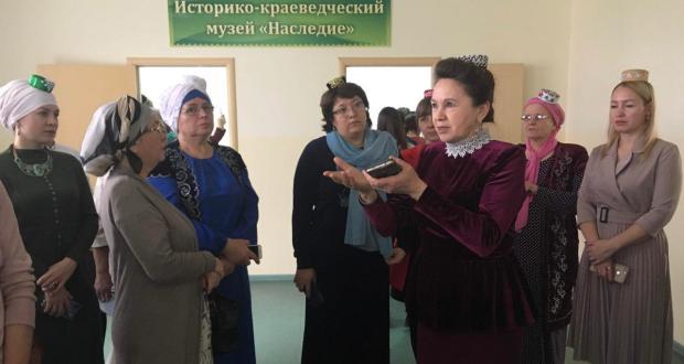 Выездной форум международной организации татарских женщин  «Ак калфак» в Самаре вдохновил на новые свершения