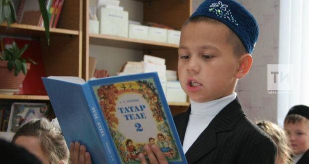 В Татарстане разработаны программы по родному татарскому языку и литературе для школ