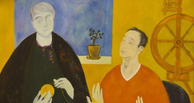 В галерее «Хазинэ» откроется выставка художника, который оформил здание театра Камала