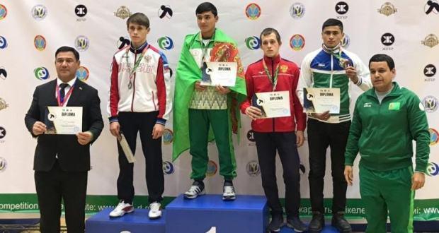 Борцы Татарстана – победители и призеры Первенства мира