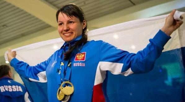 Татар чаңгычысы Алия Иксанова көмеш медаль яулады