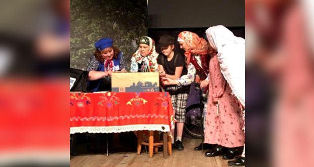 Бикшикский народный театр Чувашии с новой постановкой на Межрегиональном конкурсе театральных коллективов «Идел-йорт»