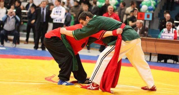 Казанда көрәш буенча Россия чемпионаты узачак